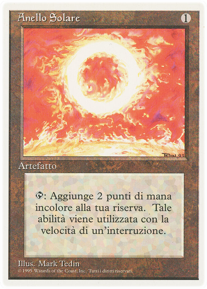 Sol Ring (3rd Edition WB)