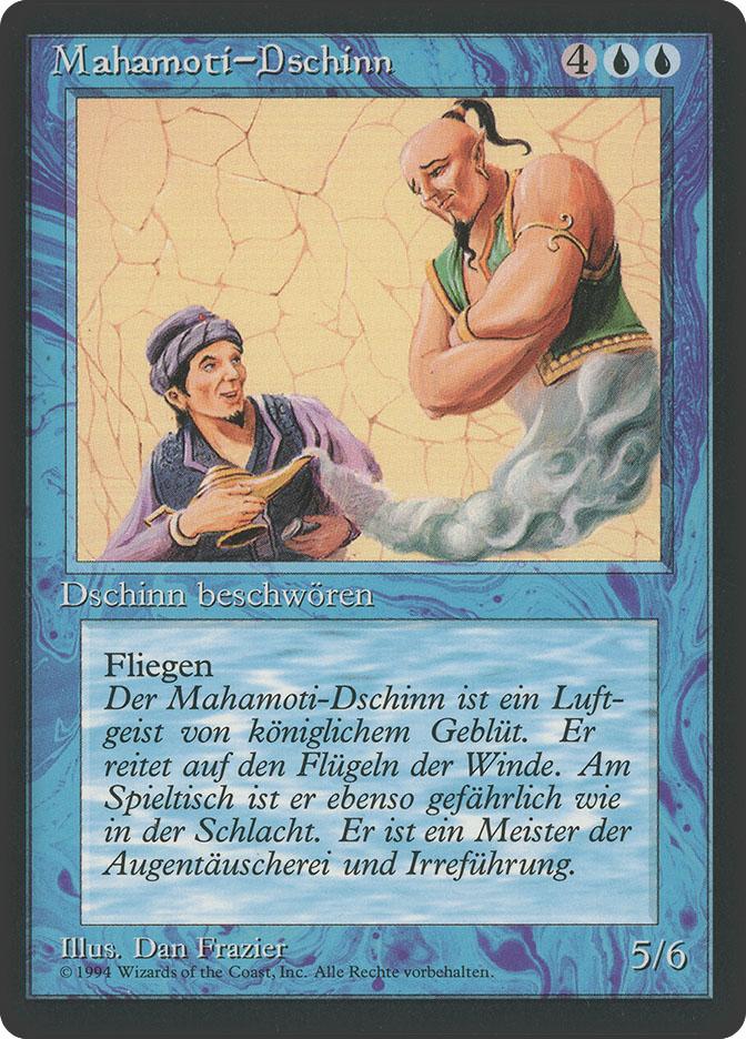 Mahamoti Djinn (3rd Edition BB)