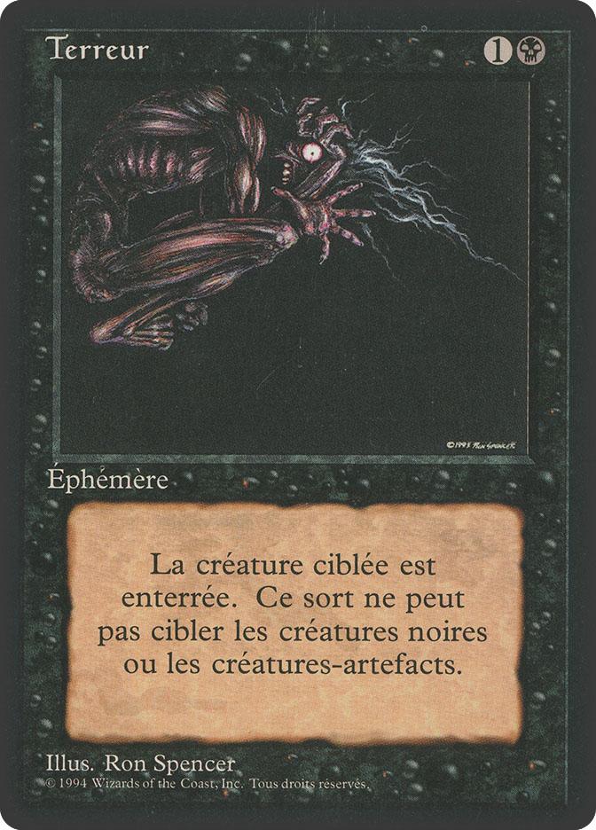 Terror (3rd Edition BB)