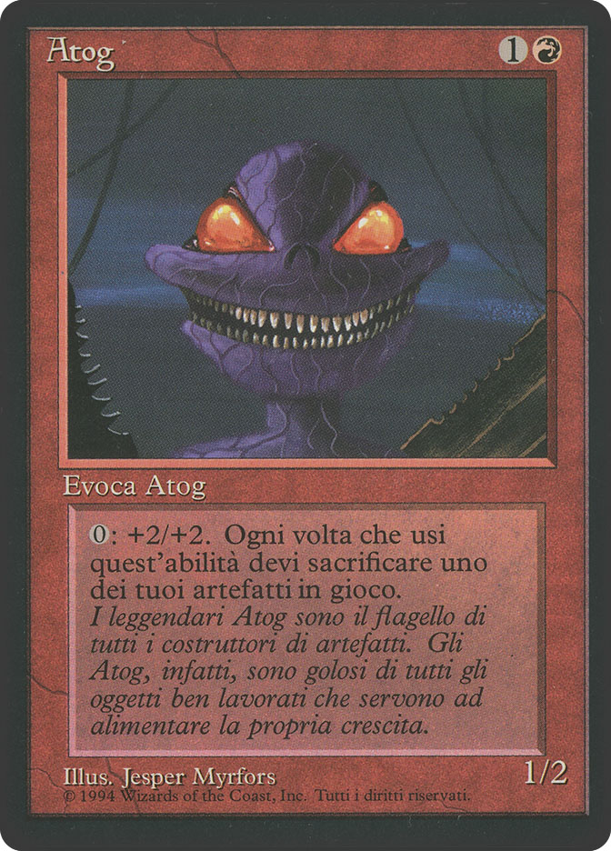 Atog (3rd Edition BB)