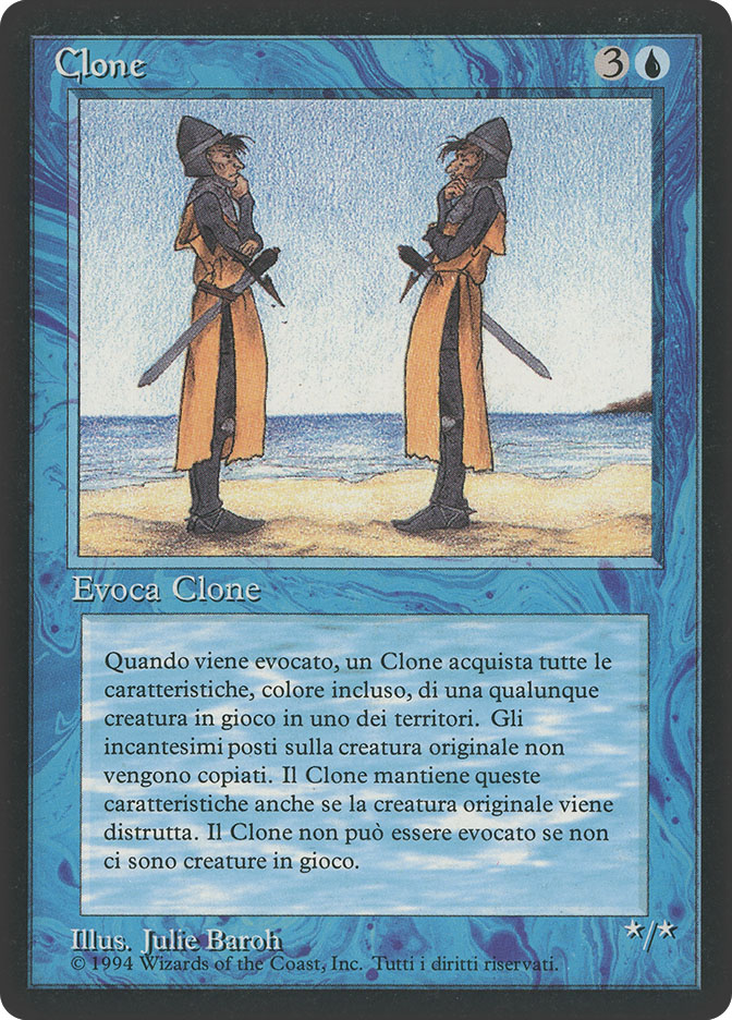 Clone (3rd Edition BB)