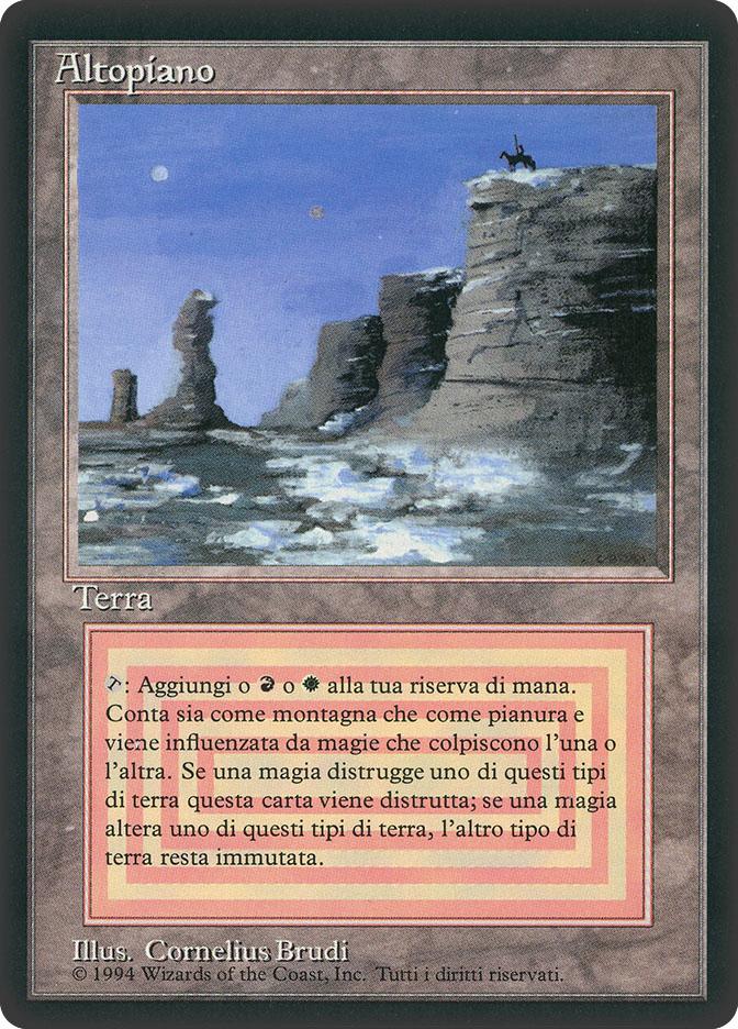 Plateau (3rd Edition BB)