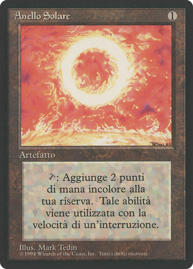 Sol Ring (3rd Edition BB)