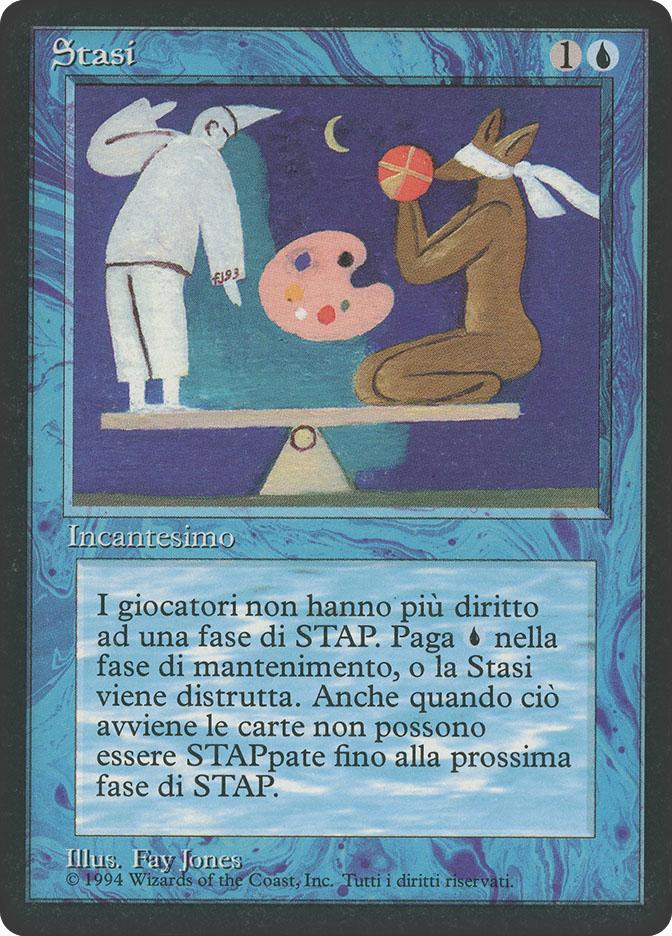 Stasis (3rd Edition BB)