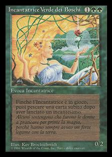 Verduran Enchantress (3rd Edition BB)
