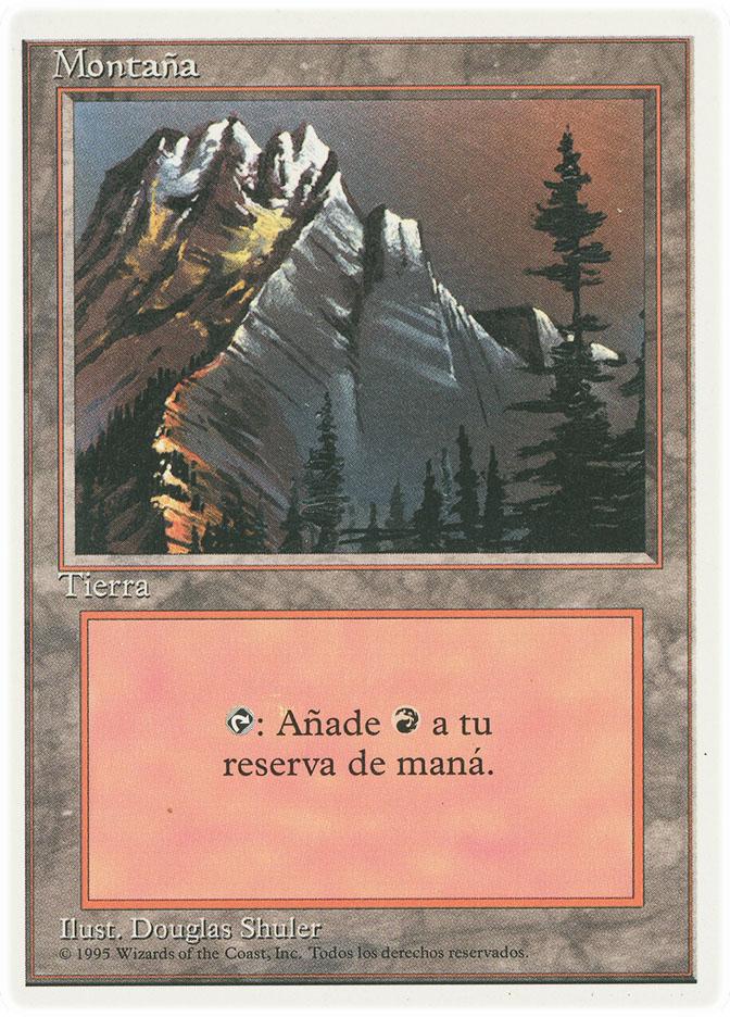 Mountain (B) (4th Edition WB)