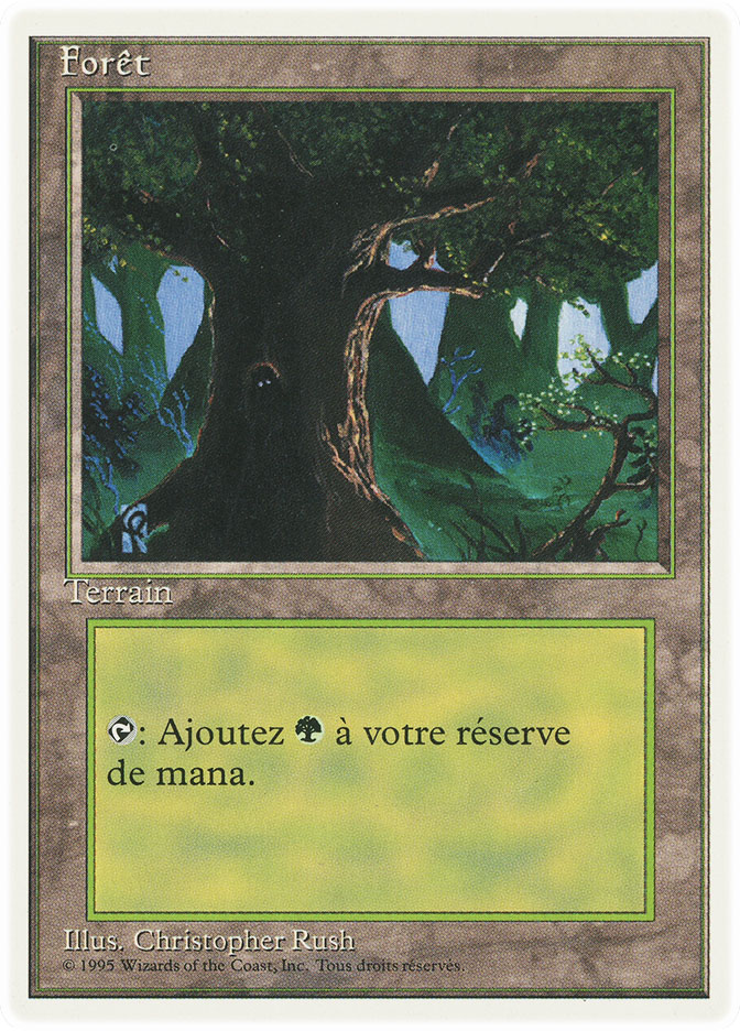 Forest (C) (4th Edition)