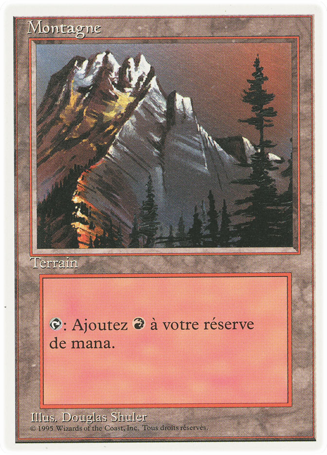 Mountain (B) (4th Edition)