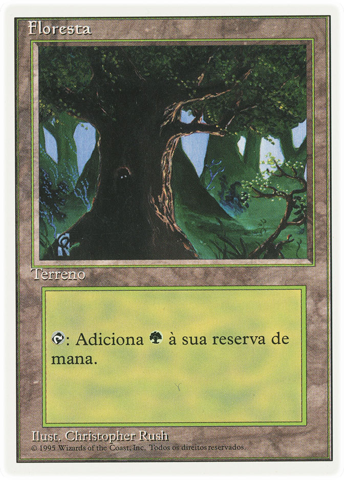 Forest (C) (4th Edition WB)