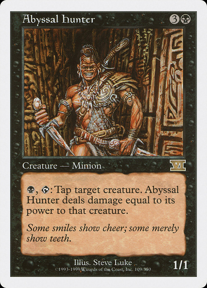 Abyssal Hunter