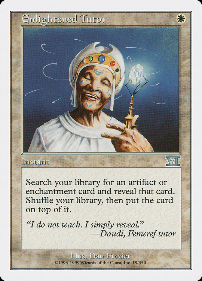 Enlightened Tutor