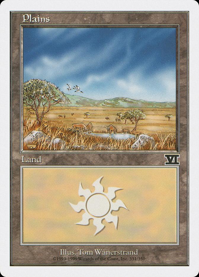 Plains (#331)