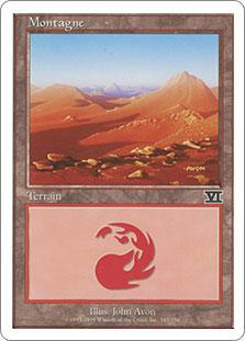 Mountain (#345) (6th Edition)