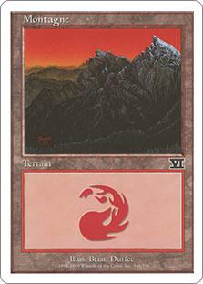 Mountain (#346) (6th Edition)