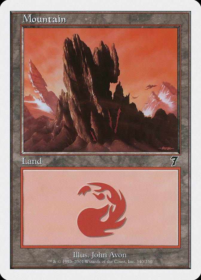 Mountain (#340)