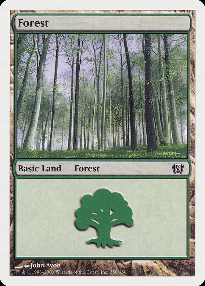 Forest (#350)