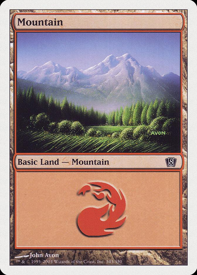 Mountain (#343)