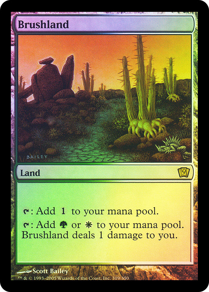 Brushland