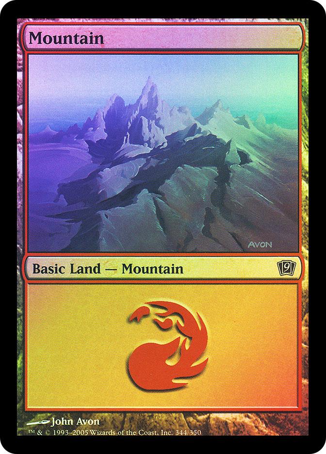 Mountain (#344)