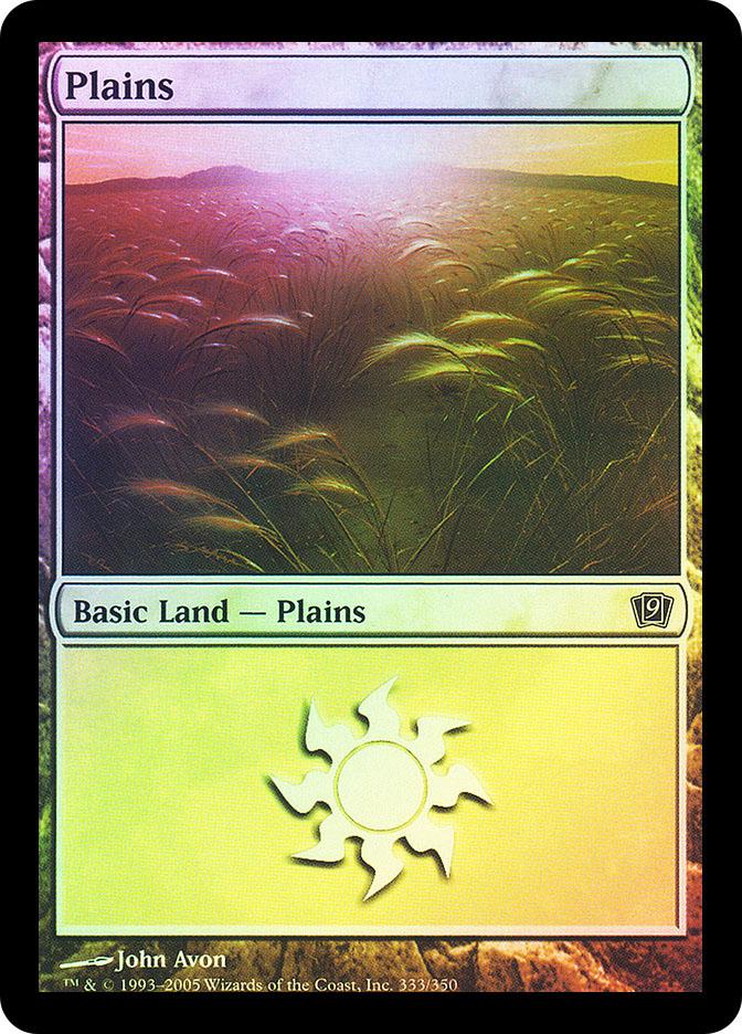 Plains (#333)