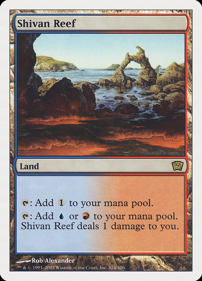 Shivan Reef