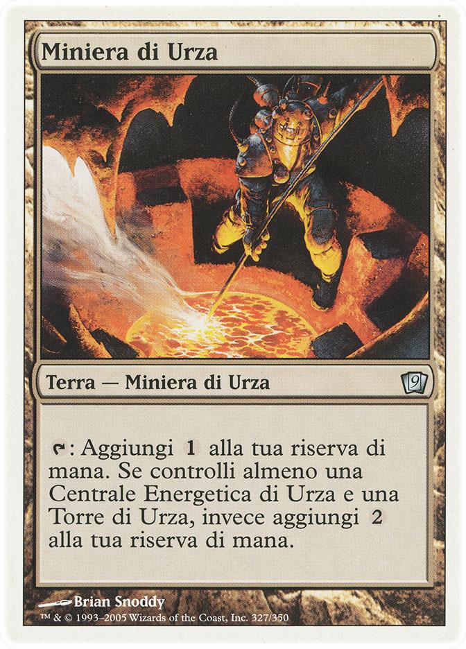 Urza\