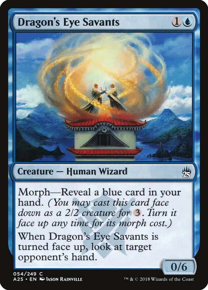 Dragon's Eye Savants