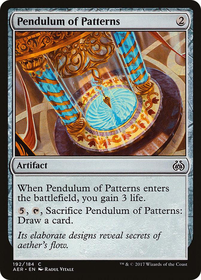 Pendulum of Patterns