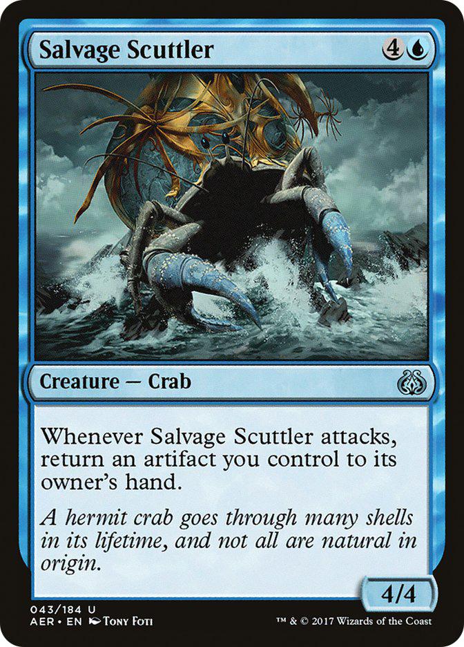 Salvage Scuttler