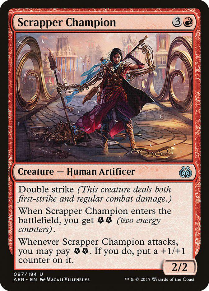 Scrapper Champion