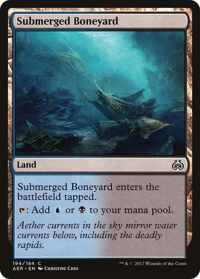 Submerged Boneyard (Planeswalker Deck)