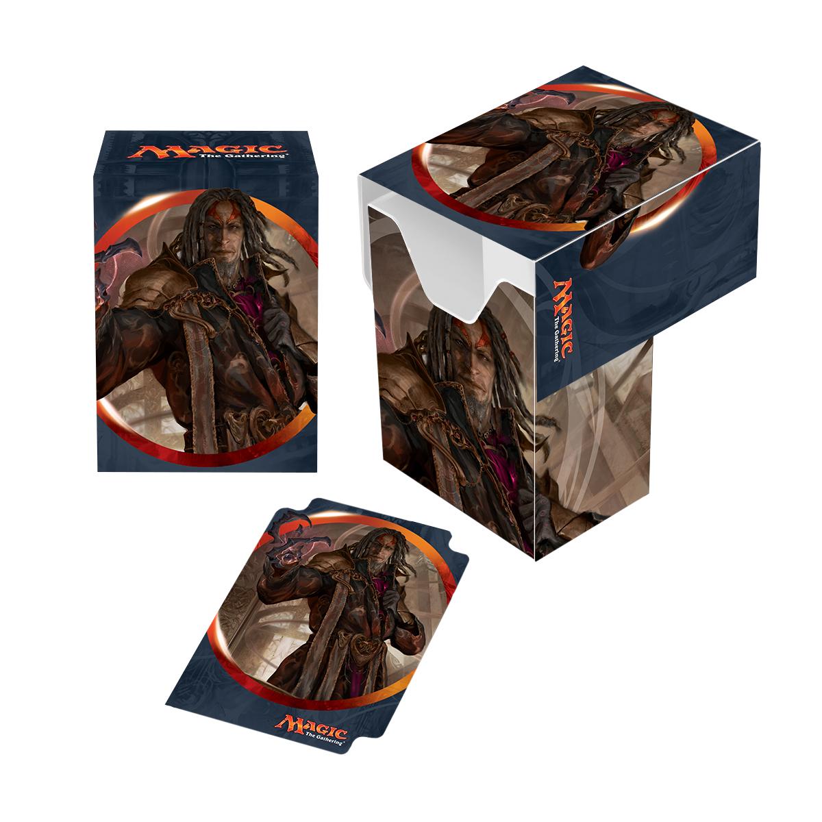 Ultra Pro Magic Deck Box - Aether Revolt - Tezzeret the Schemer