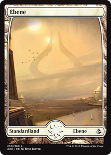 Plains (#250) (Full-Art) (Amonkhet)
