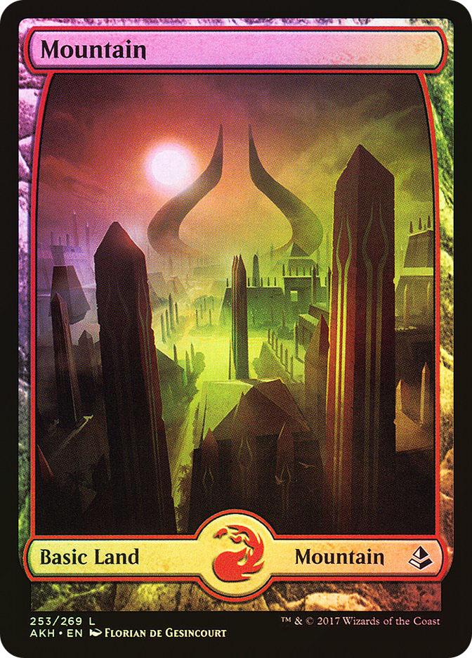 Mountain (#253) (Full-Art)
