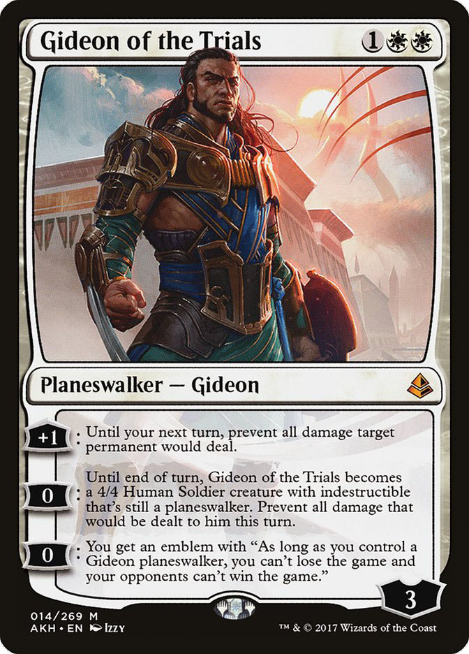 Gideon of the Trials