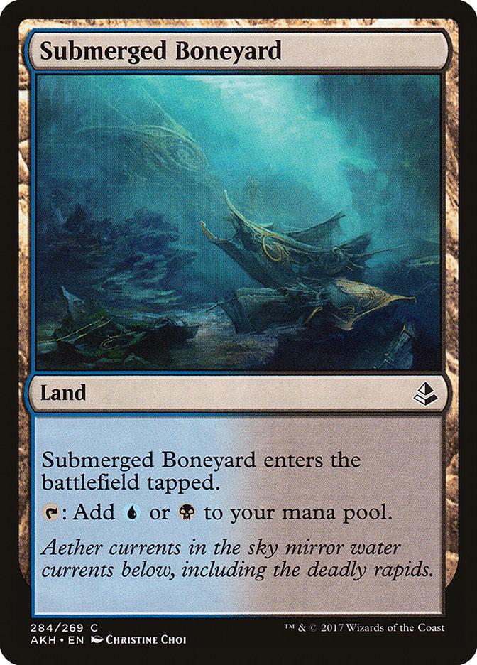 Submerged Boneyard (Deck Builder