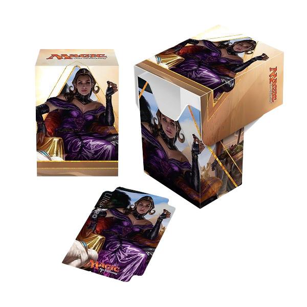 Ultra Pro Magic Deck Box - Amonkhet - Liliana, Death\