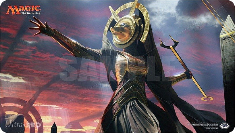 Ultra Pro Magic Playmat Amonkhet Hazoret The Fervent