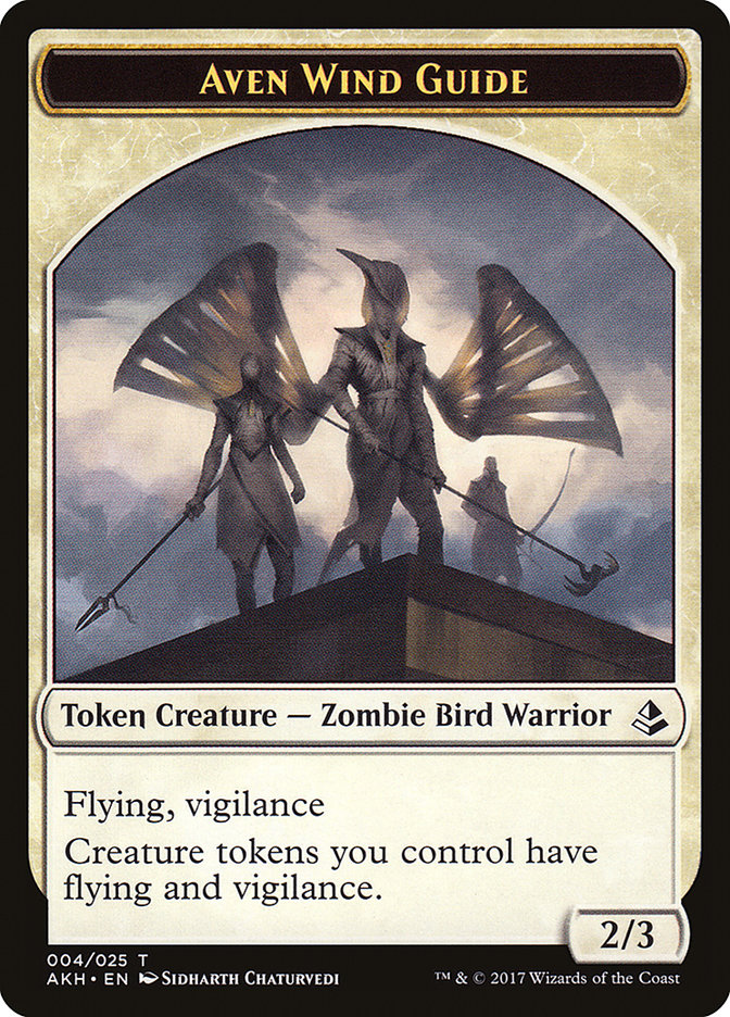 Aven Wind Guide Token