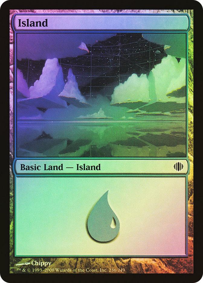 Island (#236)