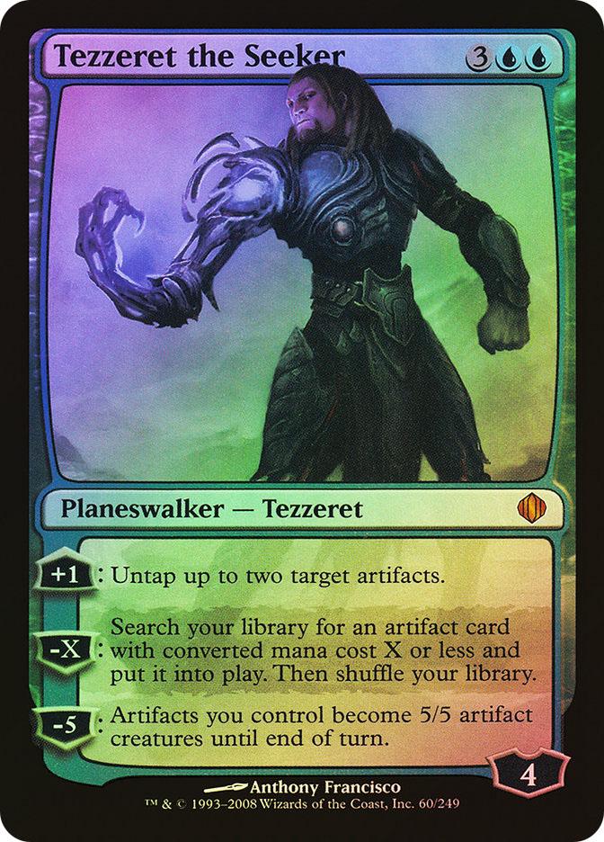 Tezzeret the Seeker