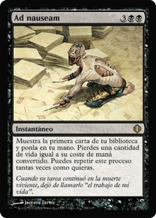 Ad Nauseam (Shards of Alara)