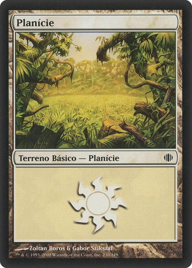 Plains (#230) (Shards of Alara)