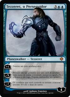 Tezzeret The Seeker (Shards of Alara)