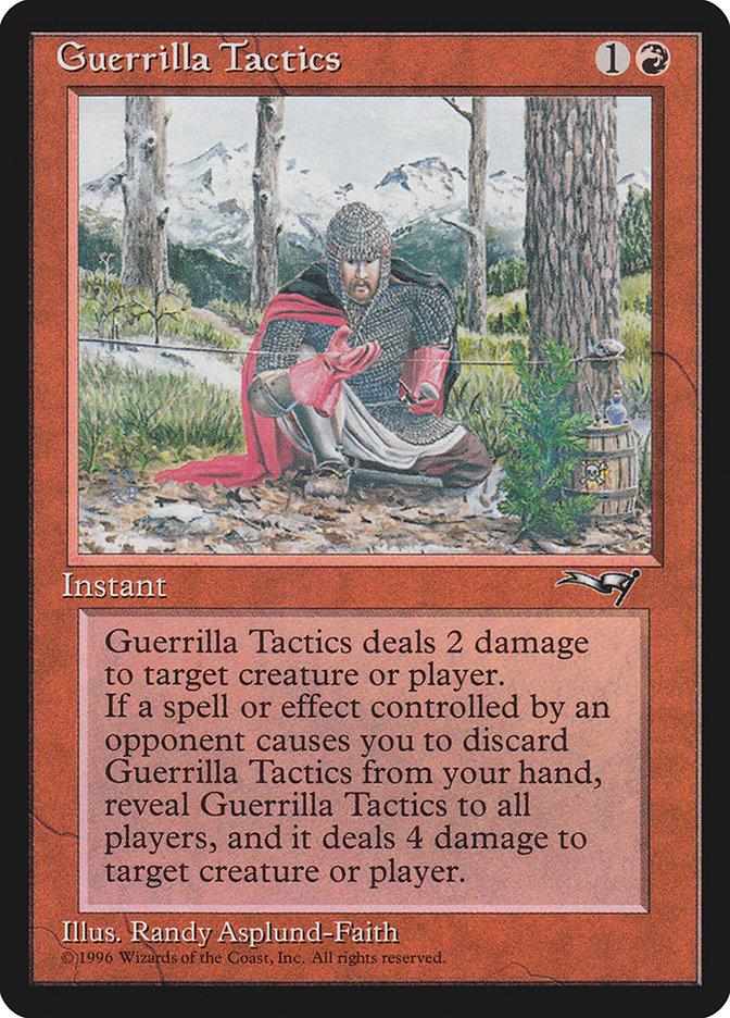 Guerrilla Tactics (Tripwire)