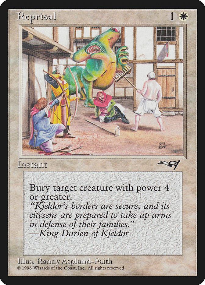 Reprisal (Green Dragon)