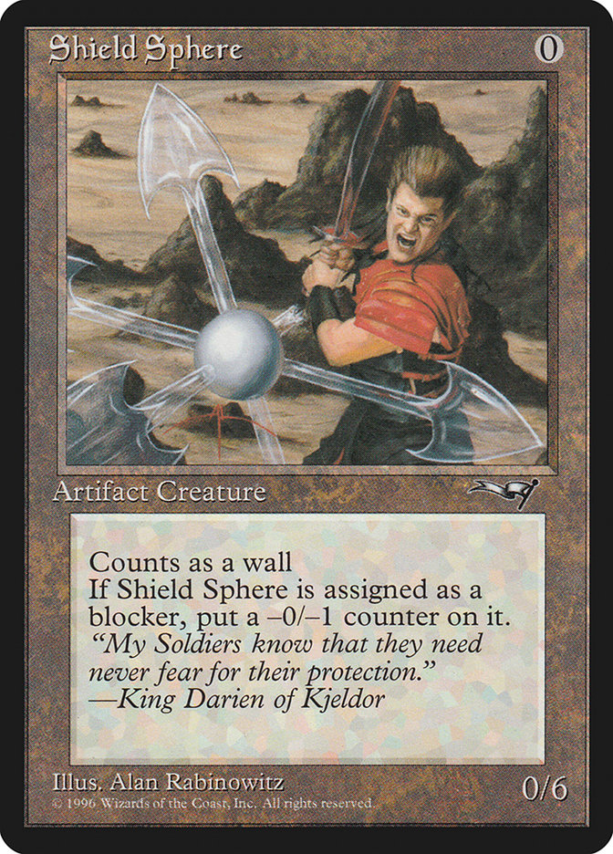 Shield Sphere