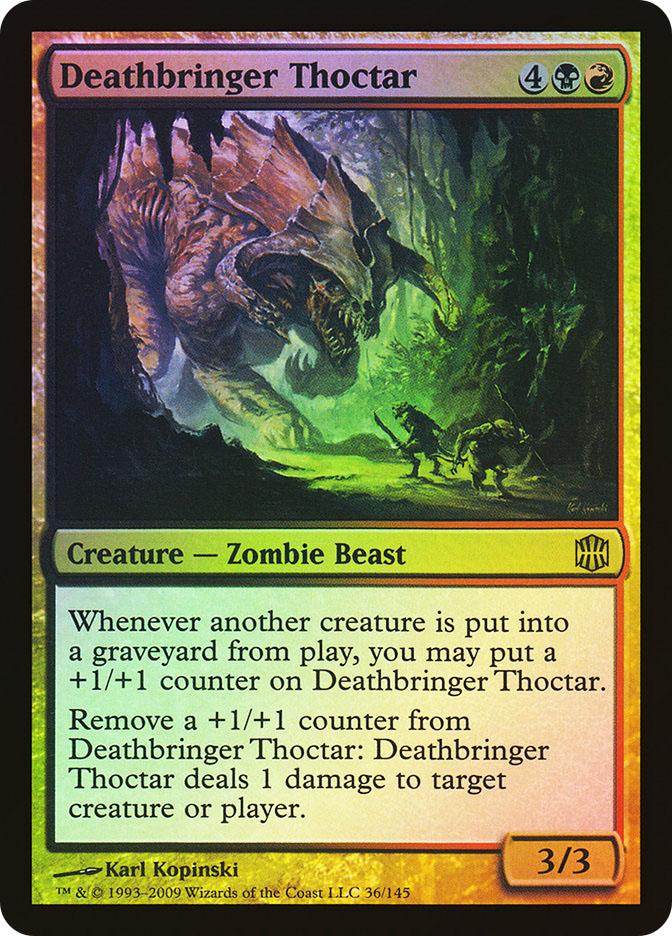 Deathbringer Thoctar