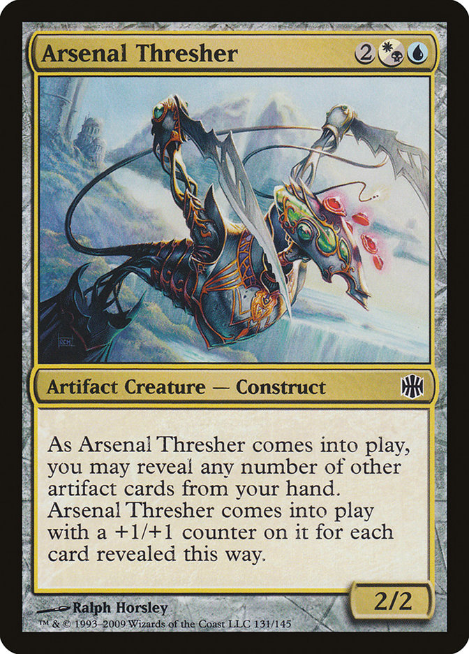 Arsenal Thresher