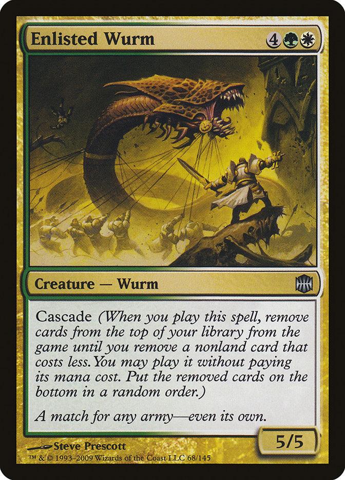 Enlisted Wurm